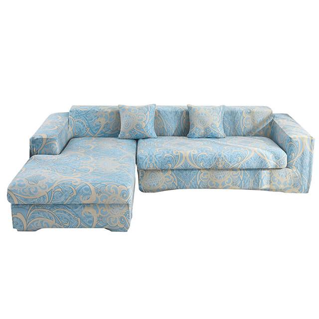 Rivestimento divano su misura, scegliere il tessuto per rinnovare i fodere dei vostri divani interni o esterni e per divano pallet o soggiorno. Stampa Fodere Elasticizzate Antipolvere Fodera Per Divano Elasticizzata Fodera Per Divano In Tessuto Super Morbido Adatta