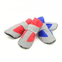 Dog Pet Shoes Dog Clothes Solid Colored Red Blue Pink