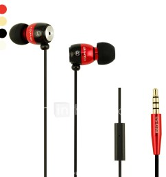 awei awei q8i in ear wired headphones aluminum alloy mobile phone earphone noise isolating with microphone headset 01395051 [ 1500 x 1500 Pixel ]