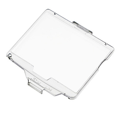 BM-9 Hard Crystal LCD-monitor screen protector voor Nikon