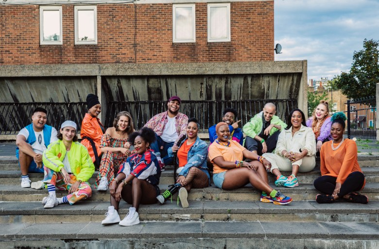 House Gospel Choir launch new remix package for latest single Keep On Movin'  – Music is 4 Lovers