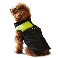 Dog Coat Vest Puffer / Down Jacket Dog Clothes Winter Warm
