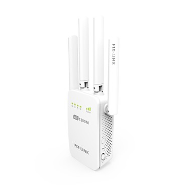 PIX-LINK 1200Mbps Wireless-AC Dual Band Repeater/AP/Router