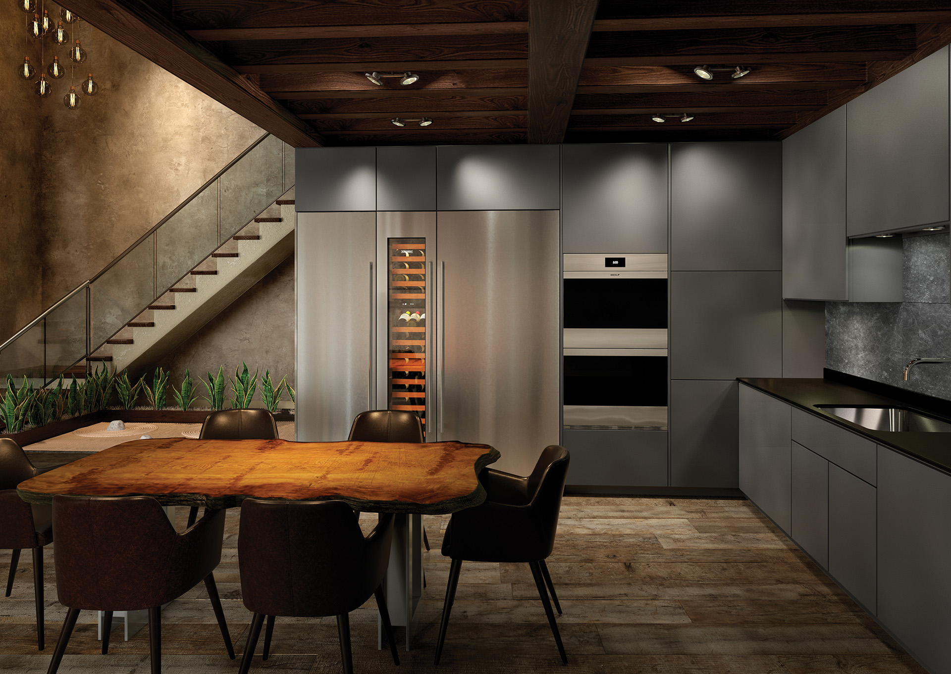 Cucina A Gas Wolf Mia Appliances Luxury Appliances