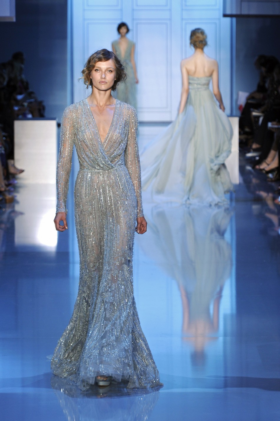 Elie Saab Haute Couture Collection FallWinter 20112012