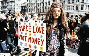 Make love not money