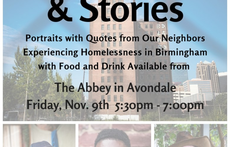 One Roof Junior Board presents Sights & Stories