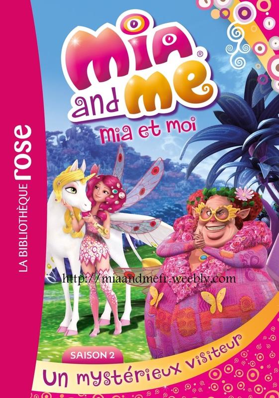 Mia Et Moi Saison 3 Episode 9 : saison, episode, Livres