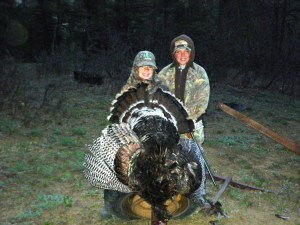 youth turkey hunt