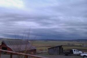 Looks like rain