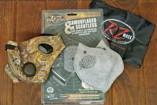 RZ Mask - Camo / Scentless