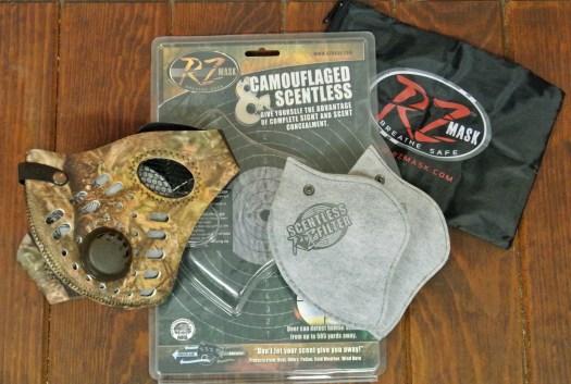 RZ Mask - Camo / Scentless