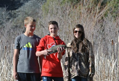 Youth-fly-fishing-fun