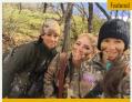 Team-USA-Janessa-Beaman-on-turkey-hunt-with-Mia-Anstine-Lea-Leggitt