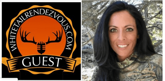 Mia-Anstine-on-Whitetail-Rendezvous-mentoring-hunters
