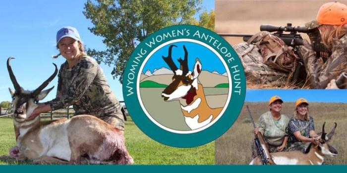 Wyoming-Womens-Antelope-Hunt