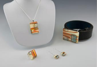 miss-olivias-line-fused-glass-ring-earrings-belt-pendant-mia-anstine