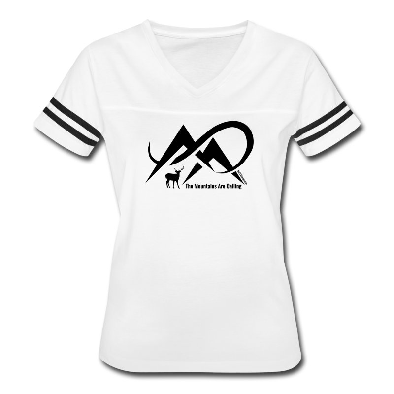 elk-the-mountains-are-calling-black-logo-womens-vintage-sport-t-shirt