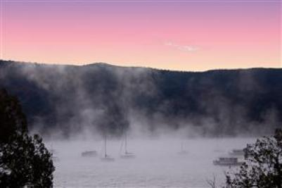 CPW-NAVAJO-LAKE-boats-in-the-mist-4203Web