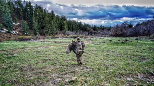 Successful-turkey-hunter-Hank-Anstine-photo