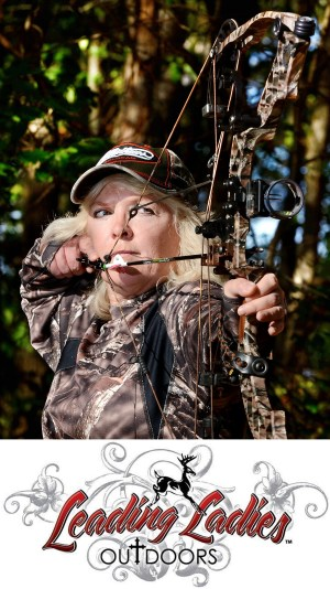 Tammy Koenig - Bow Hunting