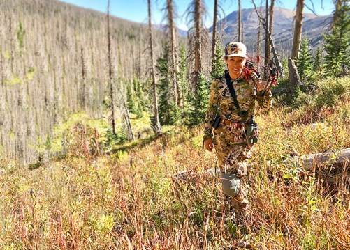 Mia-Anstine-archery-elk-hunting-Hank-Anstine-photo