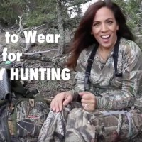 Packing for a Turkey Hunt | Hunting Gear for Women