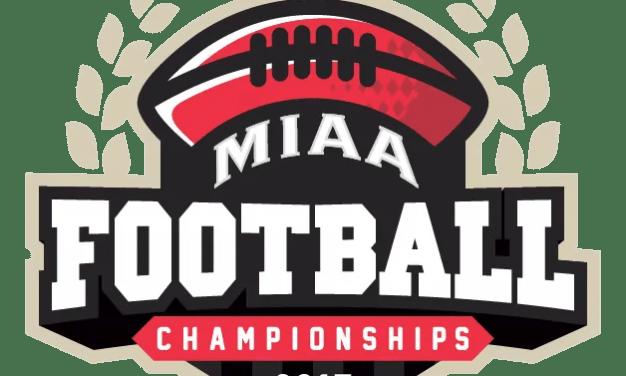 MIAA Football semifinals set for Sunday