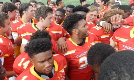 No. 10 Calvert Hall dominates again