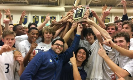 Another crown for Gilman volleyball