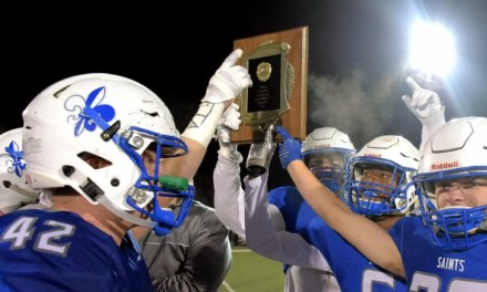 St. Mary's takes advantage of title shot