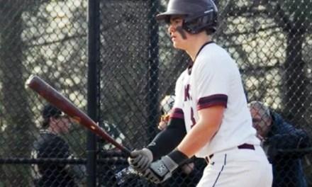 Godin's three RBI's lifts BL baseball