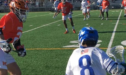 Sizzling shooting propels McDonogh boys lax past St. Mary's