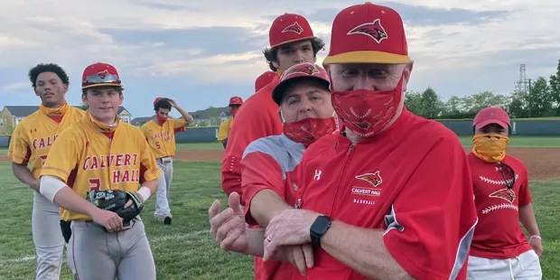 Calvert Hall's Eckerl captures his 500th win with a 13 inning classic