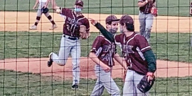 Seventh-seeded Park School knocks out No. 2 Key in MIAA C baseball playoff opener