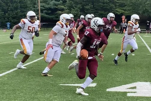 Schell's third decade at BL begins with win over Ireton