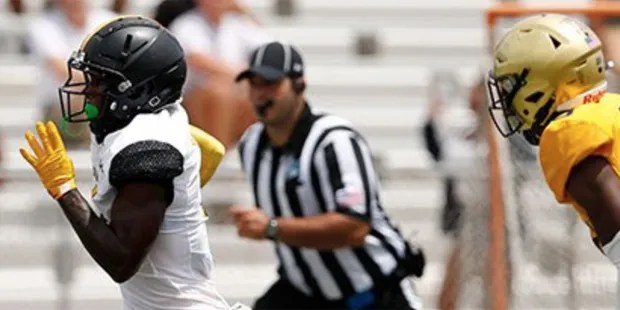 St. Frances takes a tumble in Florida opener