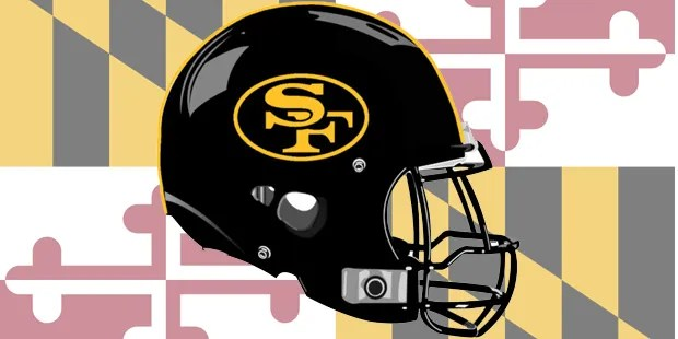 St. Frances tops initial Maryland State Media football poll