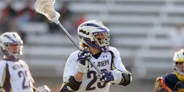 10 YEARS OF EXCELLENCE: VSN'S  NO. 4 BOYS LACROSSE MIDFIELDER OF THE DECADE