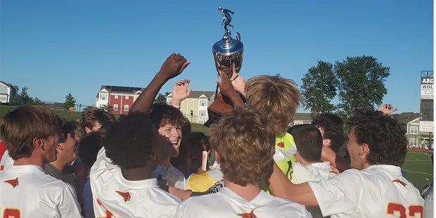 Calvert Hall subdues No. 19 Curley to retain Reif Cup