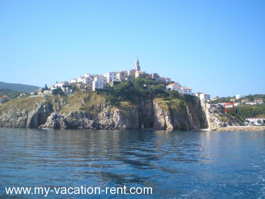 Appartamenti Ivana Vrbnik Isola di Krk Quarnaro Croazia  MiaCasaVacanzait
