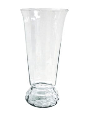 Glass Vase (Great for Up to 36 Roses)