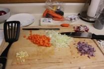 Carrots, Onions, Shallots