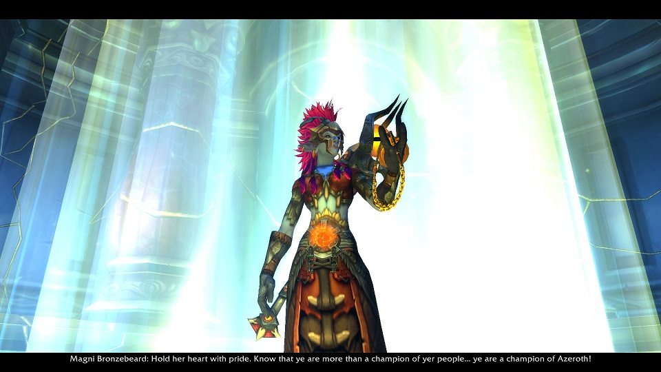 Mia's Warcraft Toons