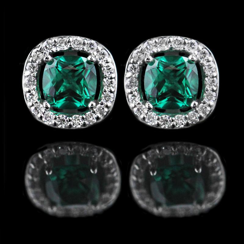 Lab Created Gemstone Jewelry  Miadonna Man Made Diamonds