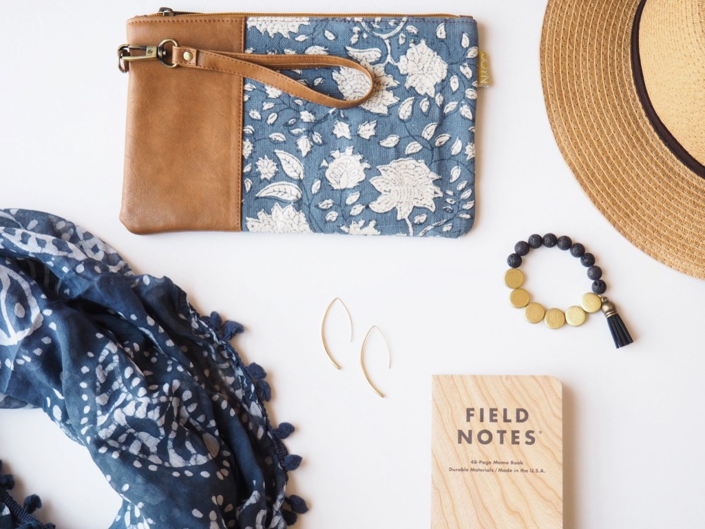 feild notes and ethical accesories
