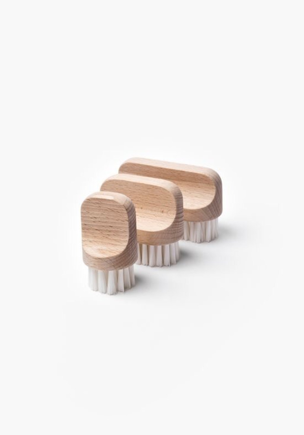 wooden scrub brushes