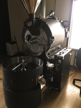 Twelve17 Coffee Roasters, 1217 Mission Street, Mount Pleasant Michigan, recently invested in a brand new coffee roaster.
