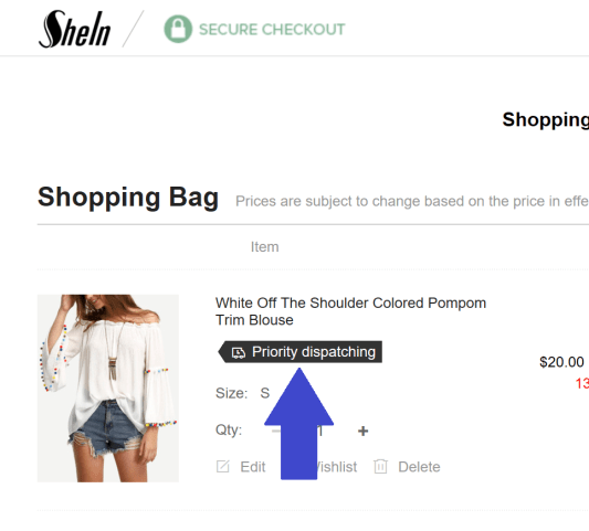 Shein scam shopping tips and tricks