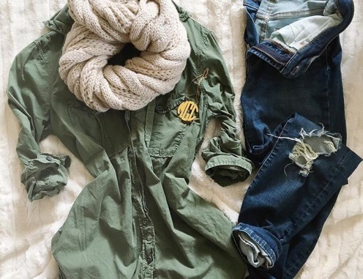 cozy cold weather fall looks